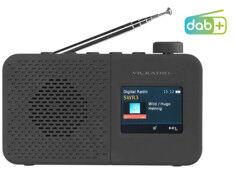 VR-Radio Radio numérique nomade DAB+/ FM avec haut-parleur 2 W, alarme et écran couleur