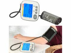 Newgen Medicals Tensiomètre-brassard à écran LCD et 500emplacements de sauvegarde