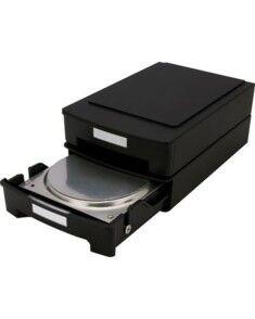 2 étuis pour disques durs Internes 3.5''