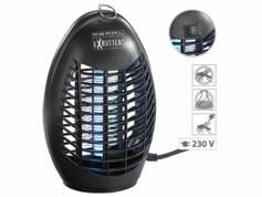 Exbuster Piège à insectes IV-220 avec tube UV-A, 4 Watts