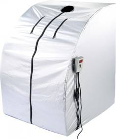 Newgen Medicals Sauna infrarouge mobile - 1600 W, 2 radiateurs