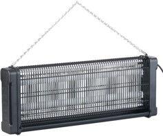 Lunartec Piège à insectes 4000 V avec tubes UV interchangeables IV-649