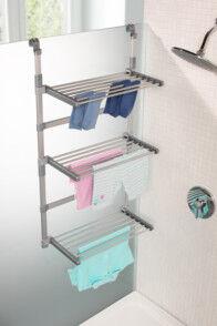 Ruco Étendoir à linge pour douche - 3 étages
