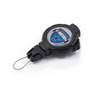 T-Reign Porte-objet ultra résistant avec clip ceinture - 61 cm