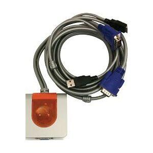 Kit Commutateur PS2 pour 2 PC