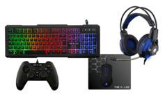 G-Lab Pack gaming 5 pièces G-Lab Combo Palladium