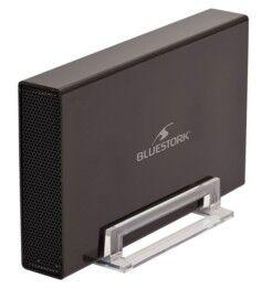 Bluestork Boîtier 3,5'' pour disque dur IDE / SATA BlueStork BS-EHD-35