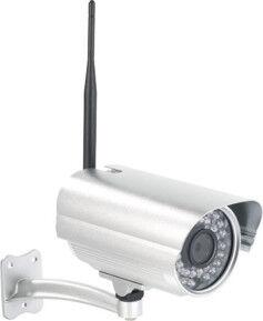 7Links Caméra IP Outdoor ''IPC-780.HD'' à vision nocturne