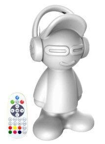 iDance Enceinte sans fil LED RVB : Beat Boy BBL10