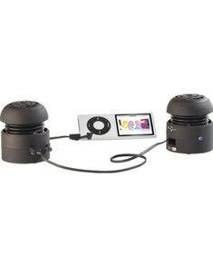 Auvisio Mini haut-parleurs stéréo actifs ''Beat Can'' III