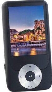Auvisio Lecteur & enregistreur MP3 / vidéo / FM ''DMP-361.fm''