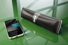 Auvisio Enceinte avec bluetooth 3.0 et fonction mains libres, 2 x 3 W