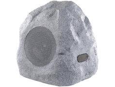 Auvisio Haut-parleur outdoor actif sans fil 30 W design pierre