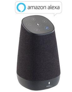 Auvisio Haut-parleur wifi multiroom compatible Alexa 30 W