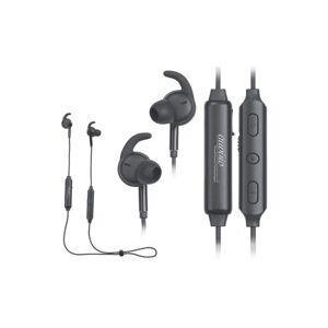 Auvisio Casque intra-auriculaire avec fonction bluetooth et réduction de bruit : IHS-650 - Publicité