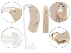 Newgen Medicals Amplificateur de son numérique HV-869 avec fonction réduction du bruit