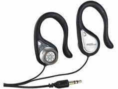 Auvisio Écouteurs avec oreillette silicone ''CSX-500 Pro''