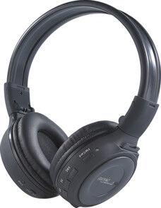 Auvisio Casque Hi-Fi ''MPH-232.SD'' avec lecteur MP3 intégré et radio FM