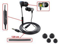 Pearl Ecouteurs Premium avec commande filaire et micro