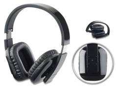 Auvisio Micro-casque bluetooth, pliable et multipoint OHS-220 (Over-Ear)