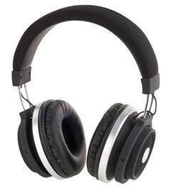 Auvisio Micro-casque Over-Ear OHS-150.t à commandes tactiles et bluetooth