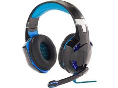 Mod It Micro-casque lumineux USB spécial Gaming GHS-250.LED