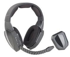 Auvisio Micro-casque sans fil spécial gaming avec prise TOSLINK GHS-500.air