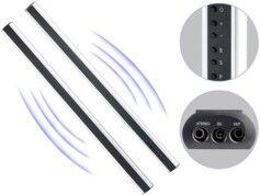 Auvisio Barres haut-parleurs stéréo et bluetooth ''SSL-700.Bt''