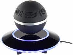 Auvisio Haut-parleur bluetooth et à lévitation magnétique