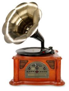 Ricatech Platine Vinyle style Gramophone Ricatech RMC350
