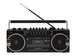 Ricatech Mini chaîne style Ghetto Blaster Ricatech PR1980