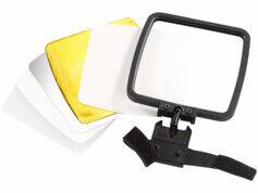 Somikon Kit de réflecteurs de flash universel