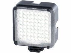 Somikon Lampe LED pour photo et vidéo - 64 LED