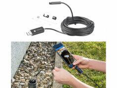 Somikon Caméra endoscopique USB / Micro USB OTG - 5 m