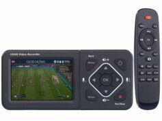Auvisio Enregistreur vidéo HDMI/USB/SD Full HD avec écran couleur Game Capture V4