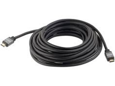 Auvisio Câble HDMI compatible 4K et 3D - 10m