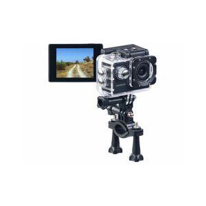 Somikon Caméra sport HD DV-1212 V2 avec boîtier étanche jusqu'à 30 m et fonction Webcam
