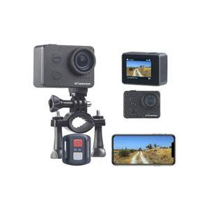 Somikon Caméra sport étanche connectée UHD avec capteur Sony DV-3917 - Publicité