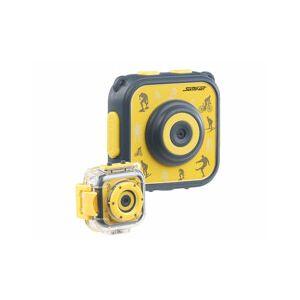 Somikon Caméra sport HD pour enfant avec effets visuels DV-45.kids - Publicité