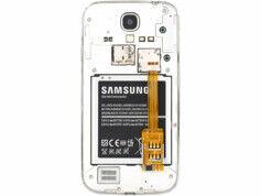 Callstel Adaptateur Dual SIM avec coque spéciale pour Samsung Galaxy S4