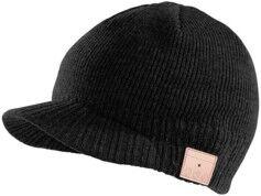 Callstel Bonnet à visière Bluetooth avec micro-casque intégré - Noir