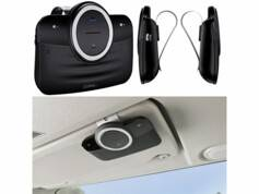 Callstel Kit mains libres pour pare-soleil avec bluetooth multipoint BFX-550.st