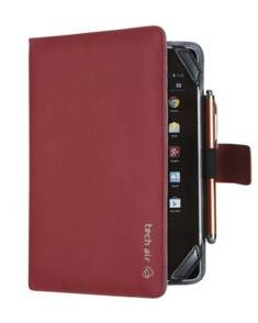 Tech Air Housse folio pour tablette 10,1'' avec attache stylet TechAir