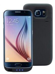 KSix Coque-batterie pour Samsung Galaxy S6 - KSix