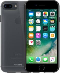 Novodio Coque souple pour iPhone 7 Plus / 8 Plus Novodio - Transparent Glam Shell