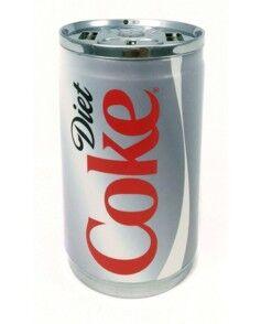 Batterie de secours USB design canette de Coca Cola Light - 7200 mAh