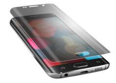 KSix Écran de protection en TPU flexible - Pour Galaxy S8+