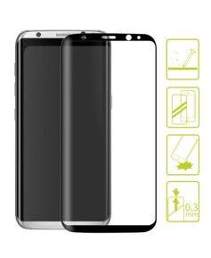 KSix Façade de protection en verre trempé 9H pour Samsung Note 8