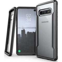 Coque renforcée antichoc Defense Shield - Samsung Galaxy S10
