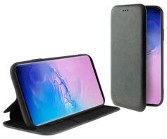 KSix Coque de protection avec clapet folio pour Samsung Galaxy S10